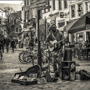 Гармония хаоса. Брюссель