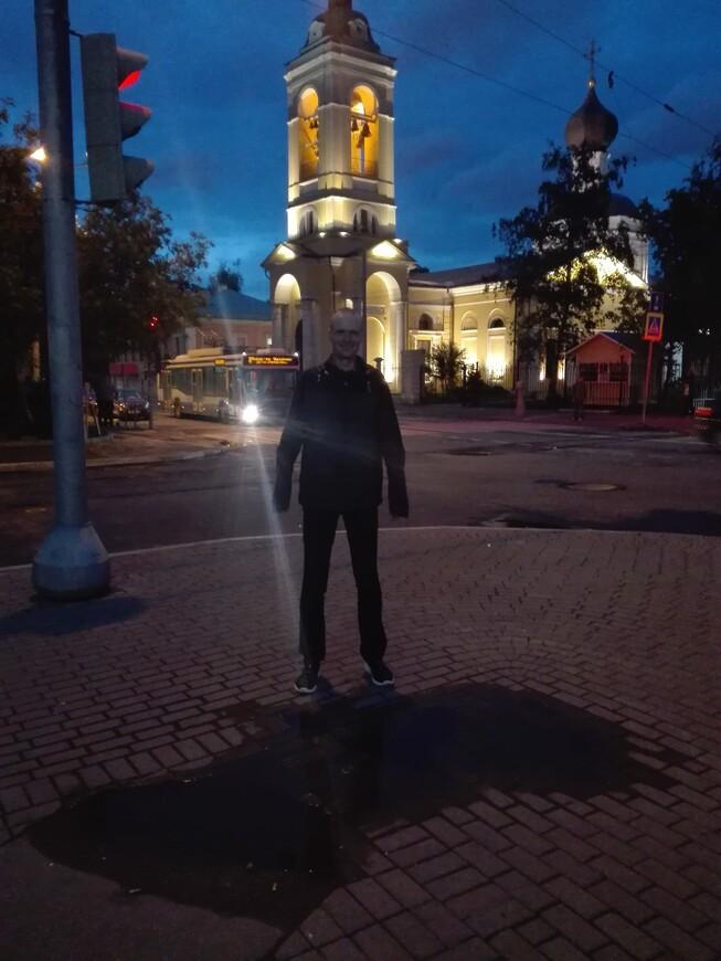 Большая Полянка: Успенская церковь