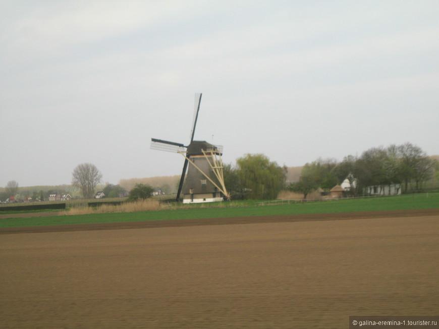 Где-то в пути по Нидерландам