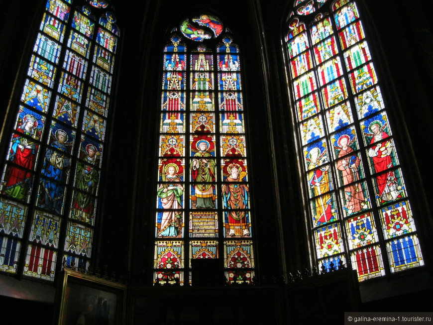 Антверпен, Кафедральный Собор Богоматери.