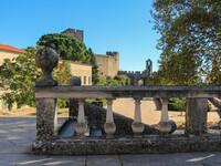Томар. Замок-монастырь в деталях