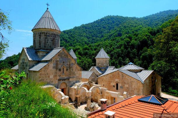 Погода в Армении в июле