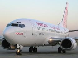 Тунисская авиакомпания возобновила полеты из Петербурга после четырехлетнего перерыва