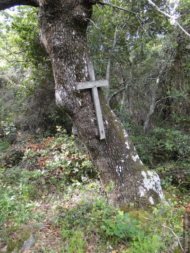 Крестов на нашем пути будет много, они, как и читаемые про себя молитвы, будут предавать силы.