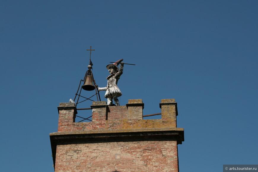Башня Пульчинеллы