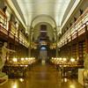 библиотека Старейшего в мире Университета Болоньи