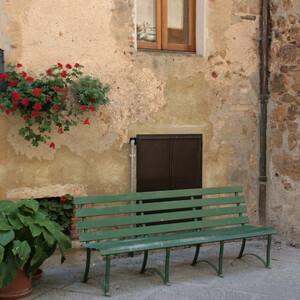 Пиенца. Тоскана