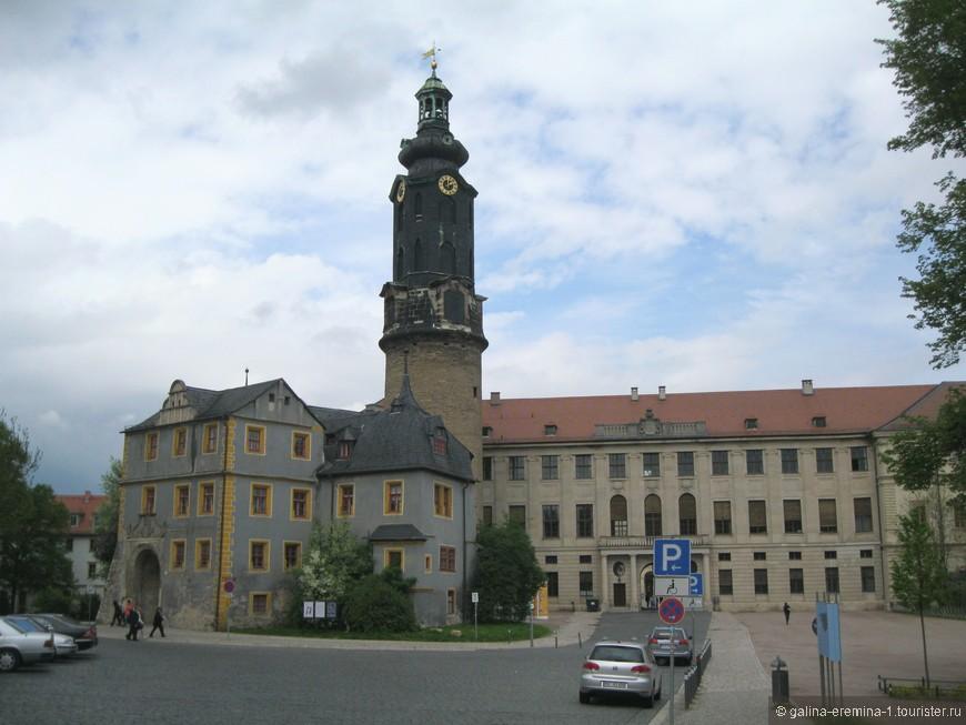 Веймарский замок