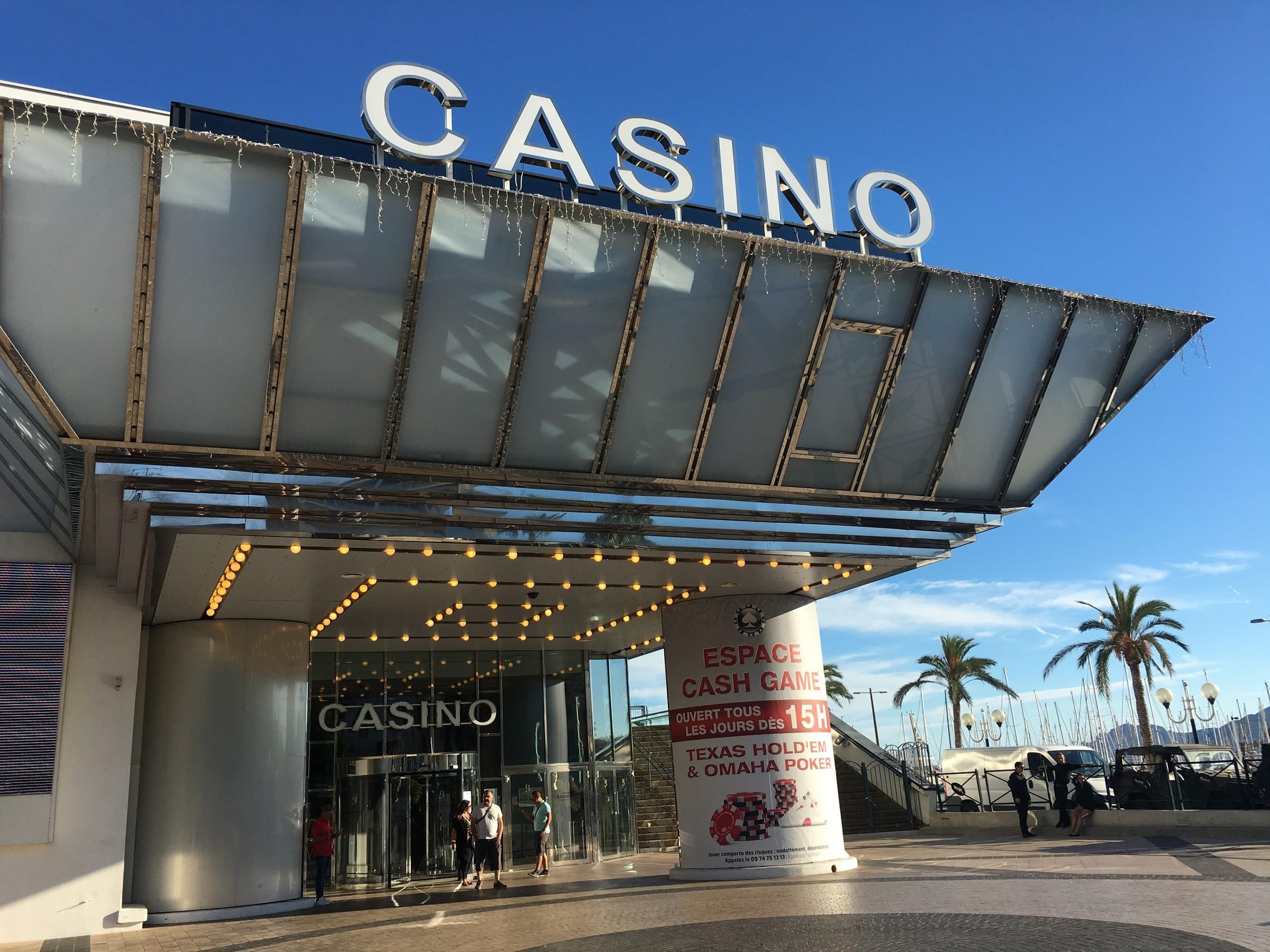 Le palme casino
