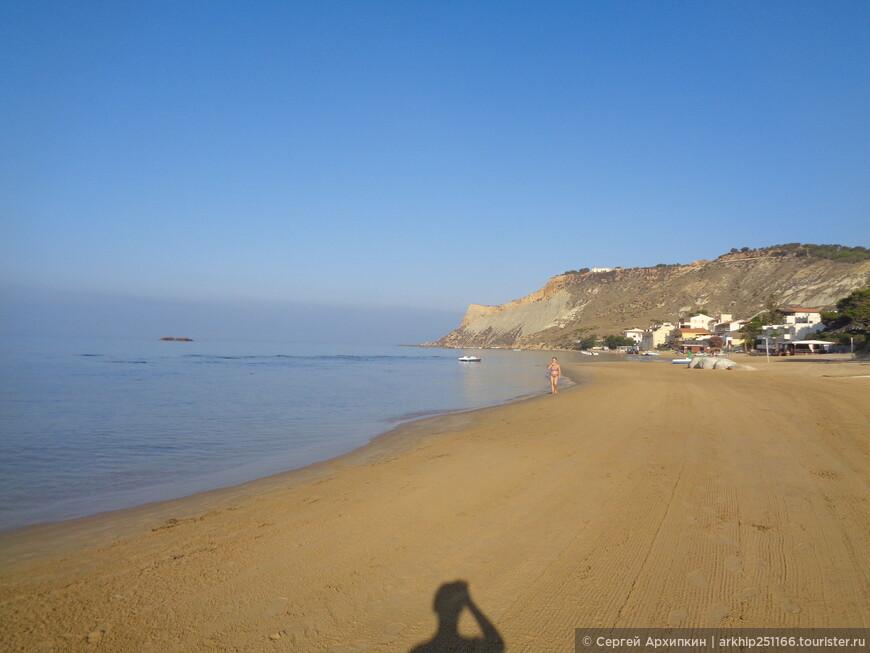 Я шел пешком вдоль моря к Турецкой лестнице