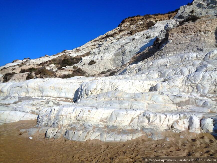 Меловые скалы