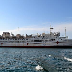 Морская прогулка по бухтам Севастополя.