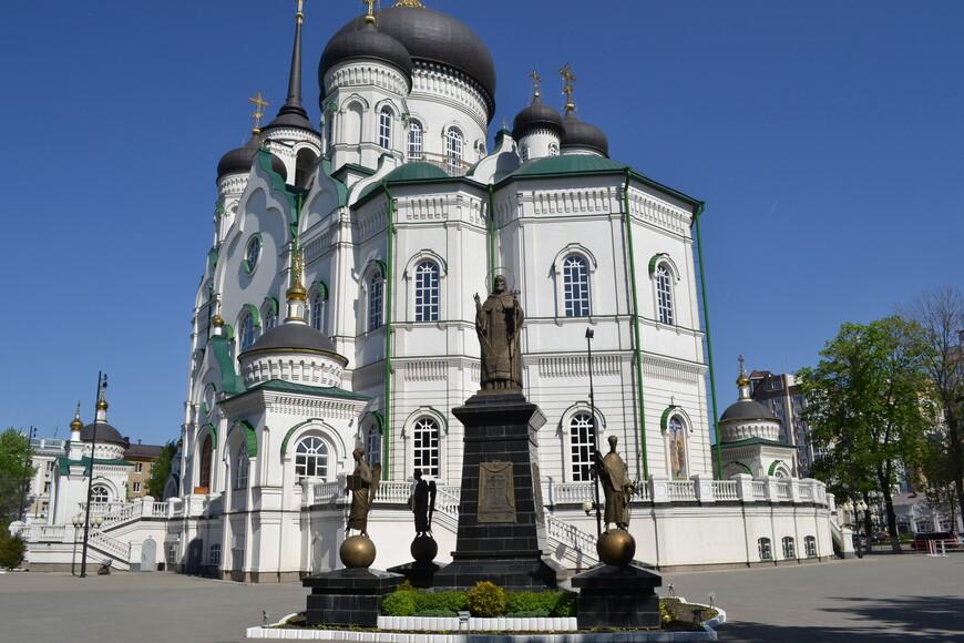 Благовещенский Собор,,  самый красивый Собор в Городе