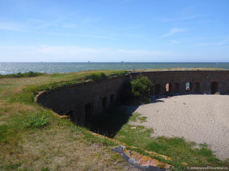 Западный форт