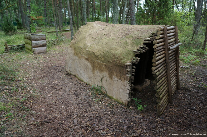 Погреб Викингов. Реконструкция