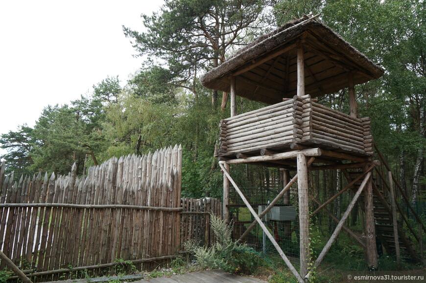 Сторожевая башня Викингов. Реконструкция