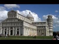 Италия, Пиза, 2008 г. (видеозарисовка), 01:44