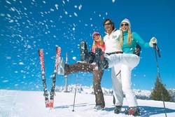 На Эльбрусе всё ещё продолжается горнолыжный сезон