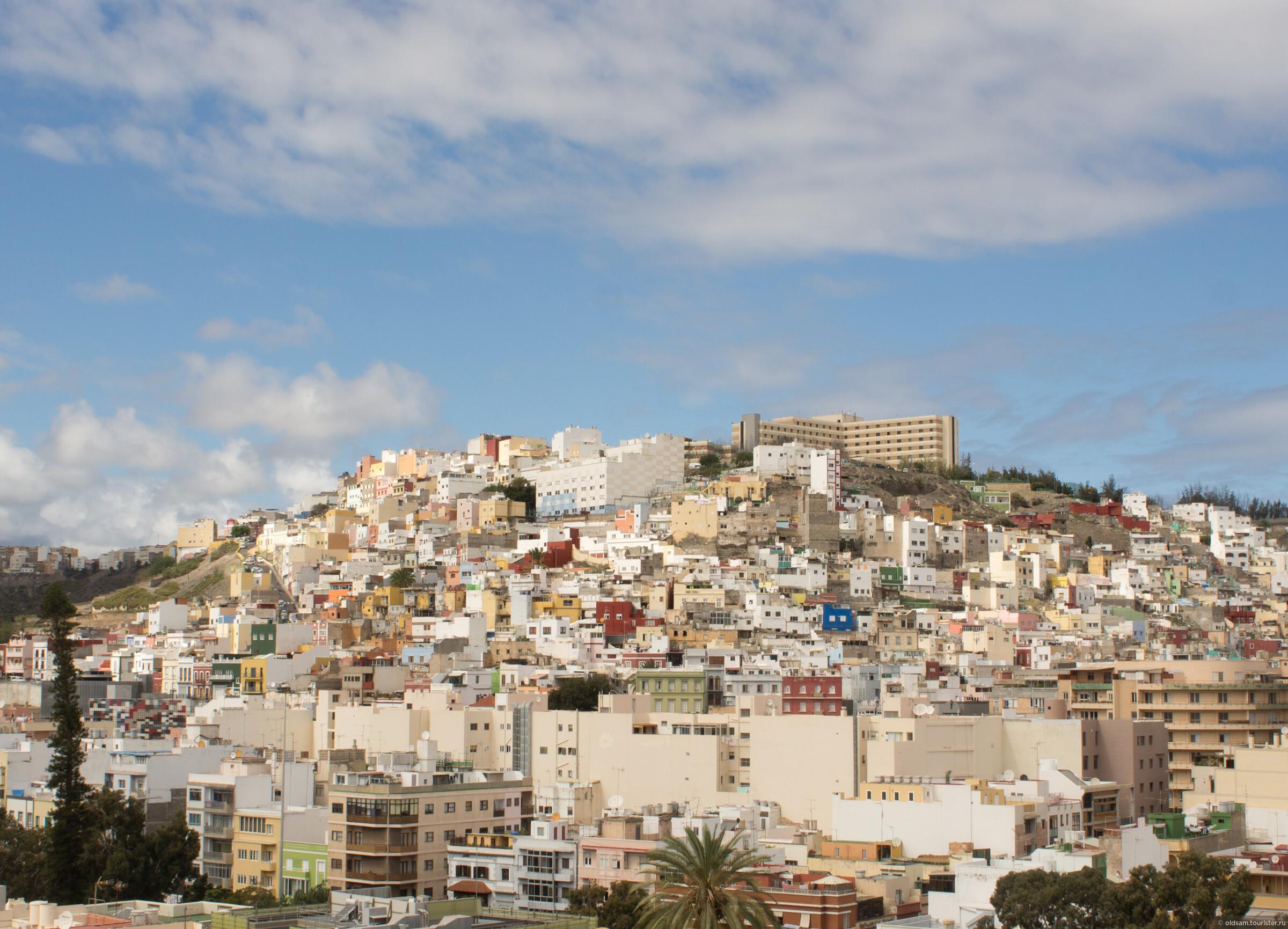 Канарские острова + Мадейра: первый опыт островного круиза, часть 3