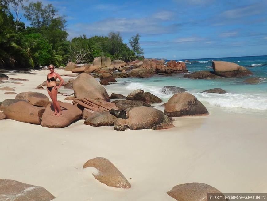 На Курьезе дошли до уединенного пляжа на противоположном от черепашьей фермы стороне острова.  Восторг полный! Такой красоты не было ни на одном пляже!