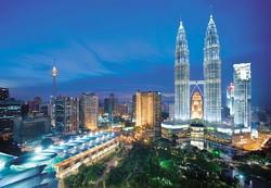 Турпоток из РФ в Малайзию вырос на треть