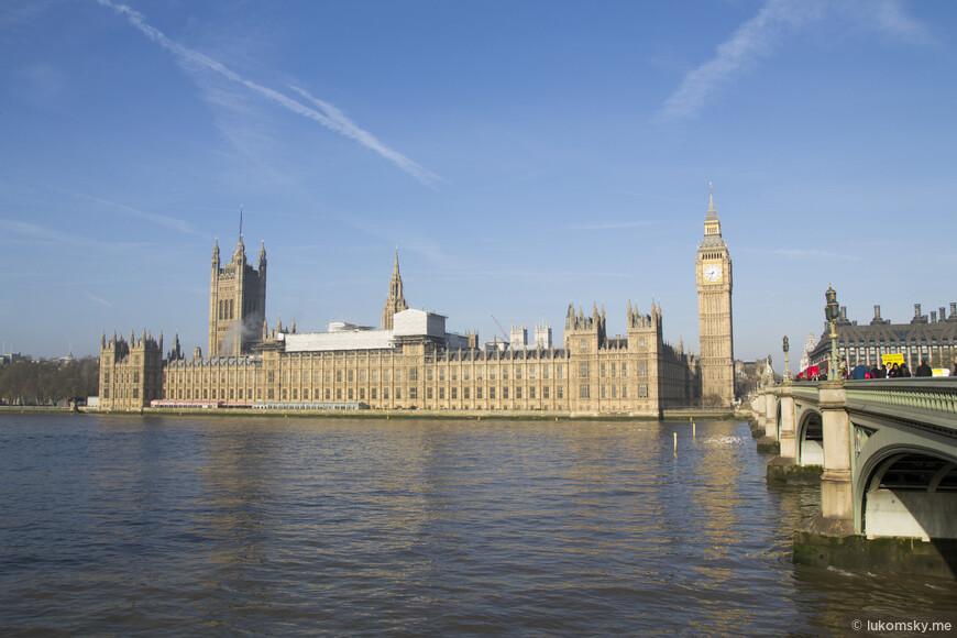 Вестминстерский дворец (англ. Palace of Westminster, Westminster Palace)