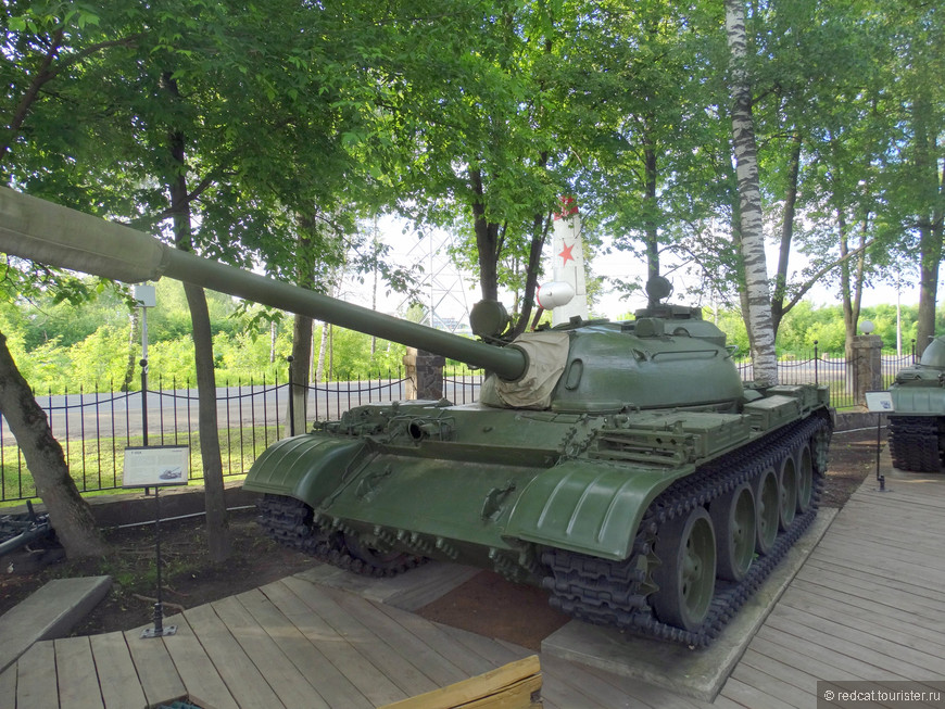 """Вот он """"мой"""" танк! Т-55. Впрочем, я успел и Т-72 пощупать. А в учебке были даже вполне себе живые Т-34. Правда, было это  без малого 40 лет назад..."""