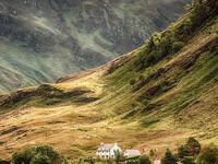 Горы и озера Шотландии