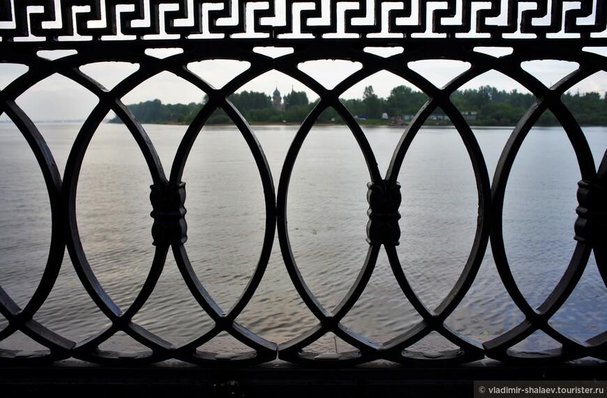 Река Которосль.