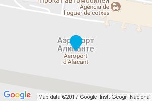 как добраться из аэропорта аликанте в дению