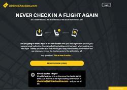 Создан онлайн-сервис, автоматически регистрирующий туристов на авиарейсы