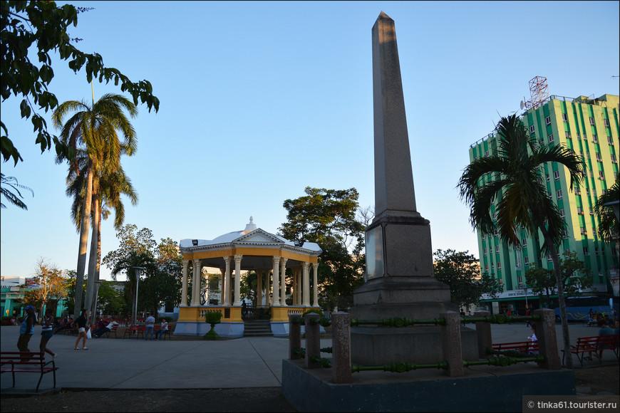Парк Видаль это социальный центр города, где обычно проходят развлекательные мероприятия в выходные и праздничные дни.