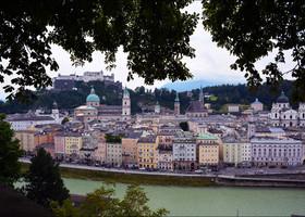 Зальцбург — аристократизм и изящество