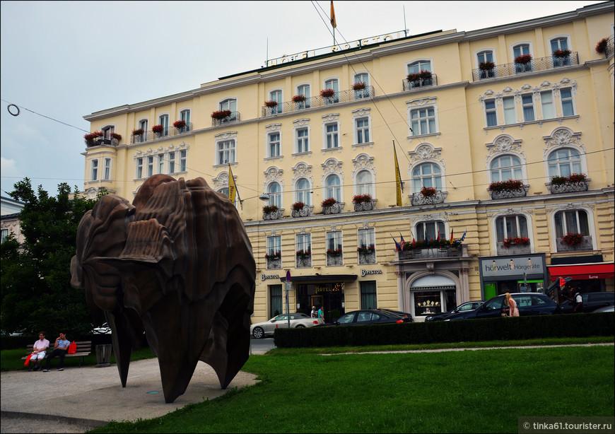 Отель Бристоль.