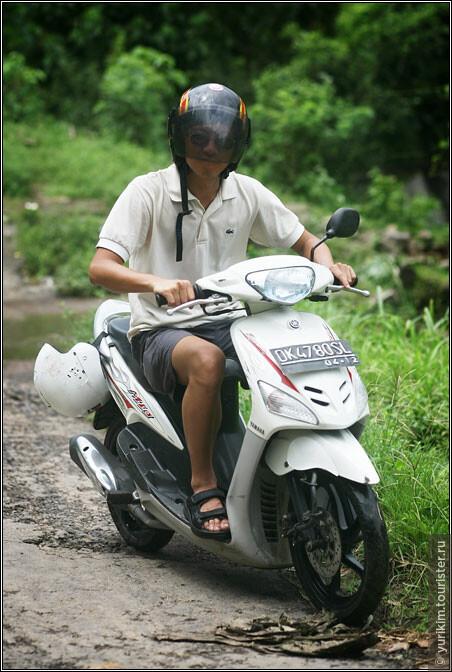 Аренда мотобайка в Азии