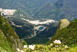 Парк водопадов на курорте «Роза Хутор» открыт для посещения
