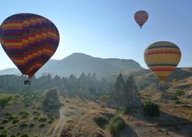 Полет над Каппадокией