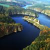 Водный замок Орлик — родной дом Карла Шварценберга и древняя крепость Звиков