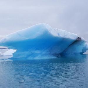 Ледниковые лагуны Исландии