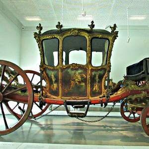Музей карет в Лиссабоне