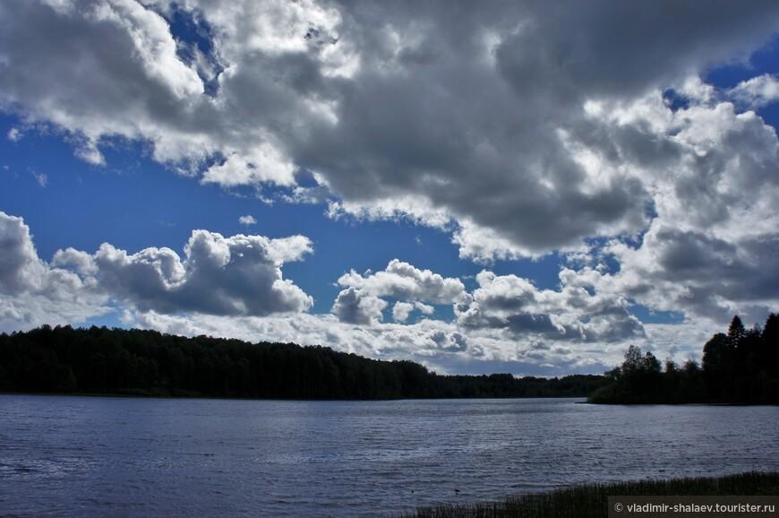 Озеро Ильинское.