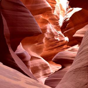 Непостижимая постижимая красота каньона Антилопы