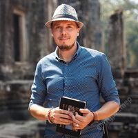 Турист Александр Шлотов (Slotow)