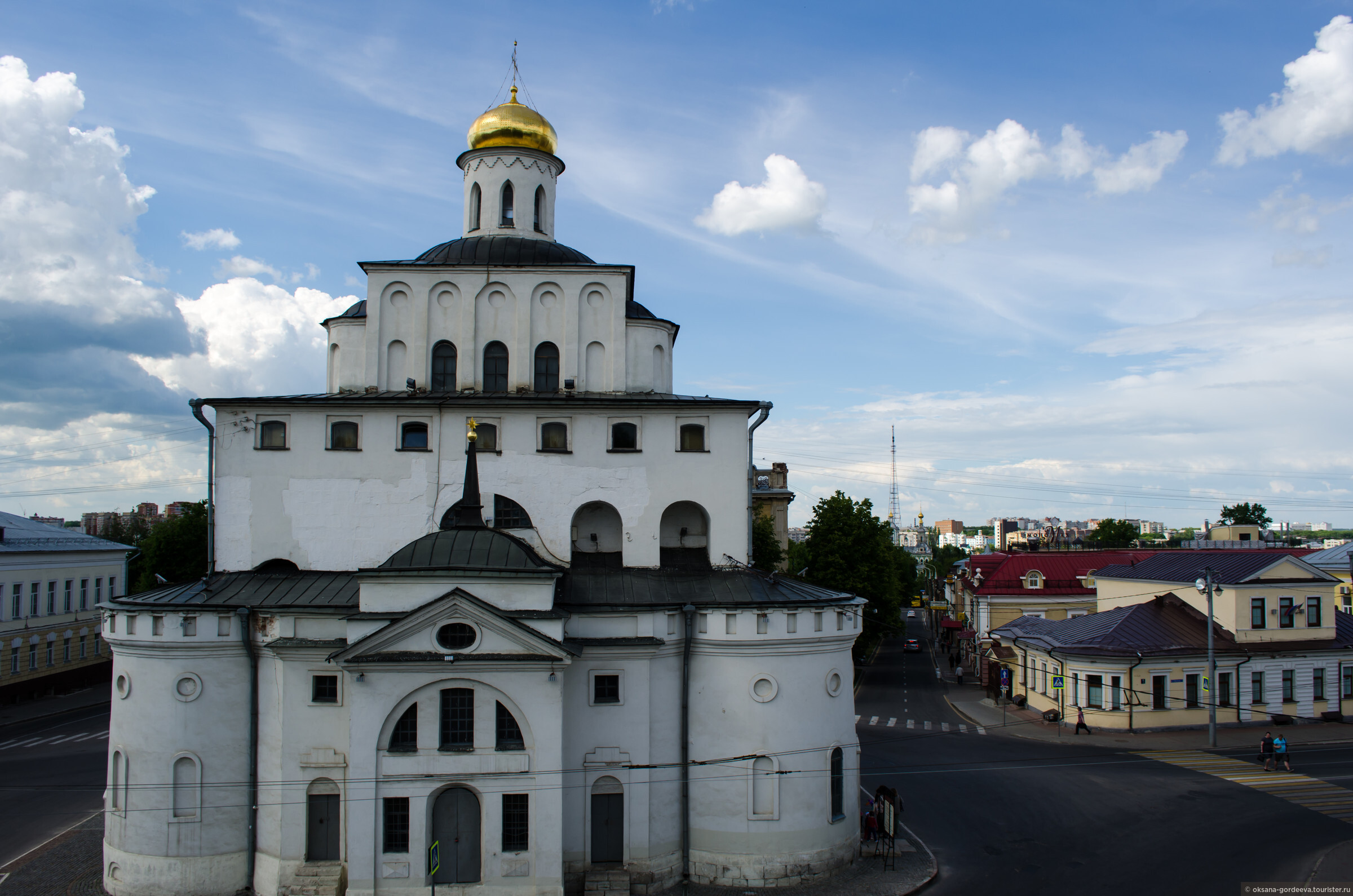 картинки в городе владимир до достопримечательности