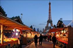 Рождественская ярмарка в Париже отменяется
