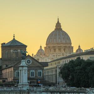 Возвращение в Рим. (часть 1-я)