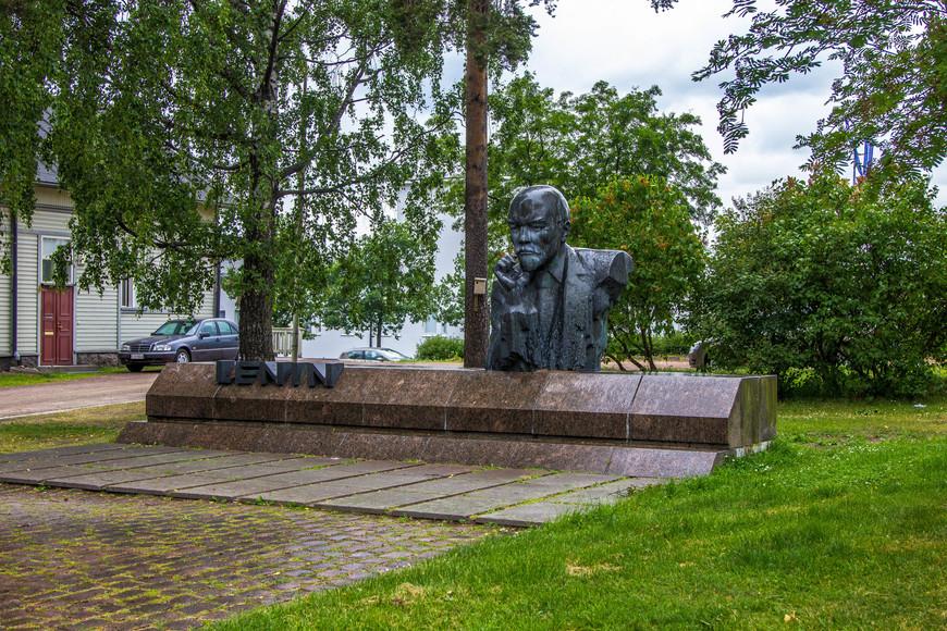 15. Бюст В.И.Ленина (1979)