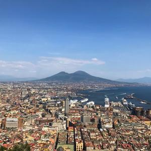 Неаполь.Регион Кампания