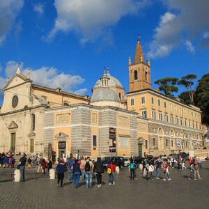 Возвращение в Рим (часть-2)