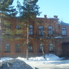 Здание бывшей второклассной школы